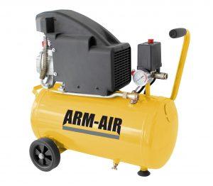 compressore aria 24 litri
