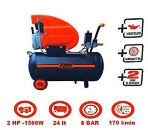 compressore Vinco 60600 fdl 24