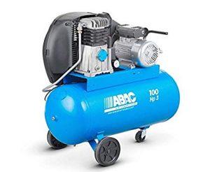 compressore 100 litri ABAC A39 100 CM3