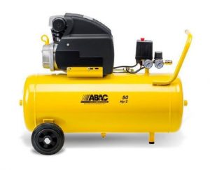 compressore 50 litri abac montecarlo b20