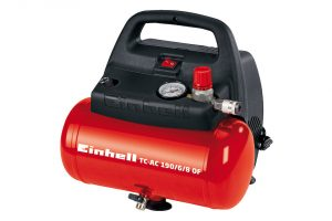 compressore 6 litri Einhell TC AC 190 6 8 OF