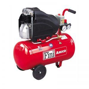 compressore aria 25 litri