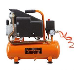compressore aria 10 litri