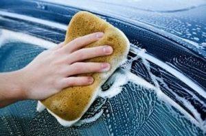 lavare auto con compressore