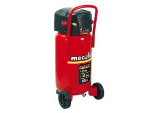 compressore 50 litri mecafer fifty
