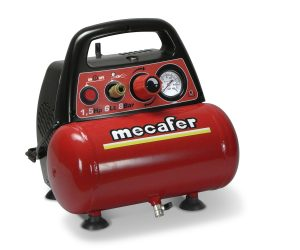 compressore 6 litri Mecafer 425528
